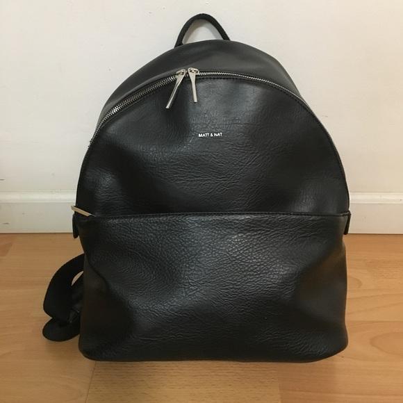 7395778706ea Matt   Nat Handbags - Matt  a Nat Backbag - July -Ink